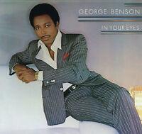 """GEORGE BENSON In Your Eyes 12"""" LP Inner WARNER Germany 92-3744-1 A2/B @Ex-N/Mint"""