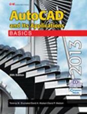 AutoCAD and Its Applications : Basics 2013