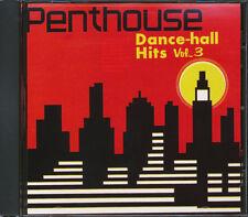 Buju Banton, Garnet Silk - Penthouse Dance Hall Hits Vol. 3 CD **BRAND NEW**