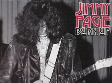 JIMMY PAGE - BURN UP - 1968 & 1970 RECORDINGS JOHN PAUL JONES JOHN BONHAM - UK