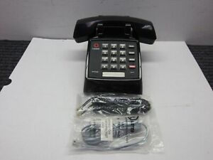 Lucent/Avaya 2500 YMGM-003 Black Corded Analog Phone NEW (13 In-Stock)