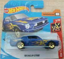Hot wheels - GHD60 - HW Flames 2020  5/10 - 169/250 - '68 Shelby GT500