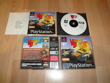 VIGILANTE 8 BY ACTIVISION FOR PLAY STATION ONE PS1 USED COMPLETE GOOD CONDITION