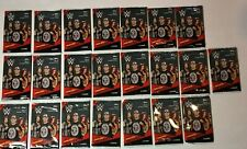 2017 TOPPS WWE  4 Cards per pack - 22 packs - 88 Cards