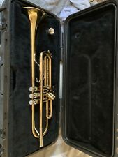 Bach Selmer 1530 Brass Trumpet. Nearly new. Serviced to sell