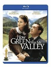 How Green Was My Valley - Sealed NEW Blu-ray - Walter Pidgeon