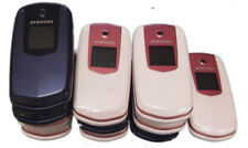 11 Lot Samsung E2210B Rabattable cellulaire basique Téléphone GSM BLUETOOTH FM