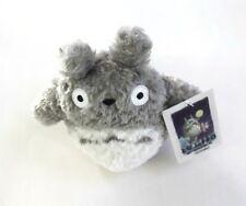 "My Neighbor Totoro Fluffy Totoro Plush Stuffed Toy Grey 6"""