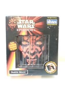 COLLECTABLE STAR WARS DARTH MAUL SLIVERS PUZZLE - HASBRO 1999 - NEW IN BOX