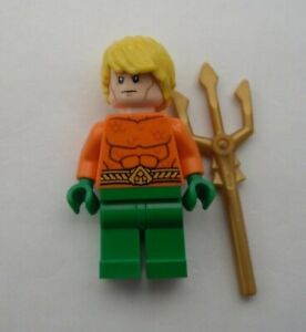 LEGO  MINIFIGURE - SUPER HEROES - AQUAMAN