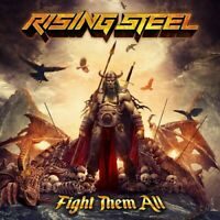 Rising Steel - Fight Them All [New CD]