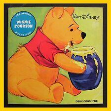 Les Albums Bonne Nuit WINNIE L'OURSON Walt Disney 1978