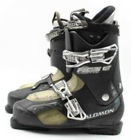 Salomon Focus GT Ski Boots - Size 9.5 / Mondo 27.5 Used