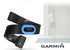 Garmin HRM Tri Heart Rate Monitor Strap, Chest Strap - Black/Blue N/O Bulk