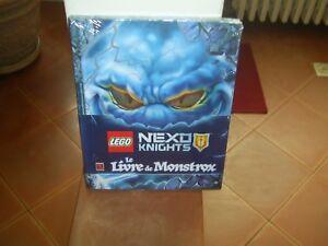Le Livre De Monstrox - Lego Nexo Knights  comme neuf