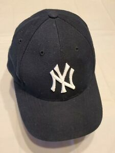 Vintage Puma New York Yankees Blue Adjustable Baseball Cap