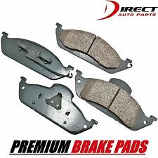 Front Brake Pad Set For Mercedes-Benz ML320 98-03 ML350 03-05 ML430 1999