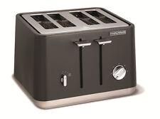 Morphy Richards 240004EE Aspect Toaster 4 Schlitz Titan