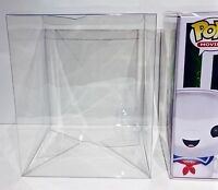 "5 Box Protectors For Most (NOT ALL!) FUNKO POP! 6"" Vinyl Figures  Please Read!!"