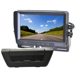 Vardsafe   Tailgate Rearview Reverse Backup Camera Kit for Ford F150 (2015-2017)