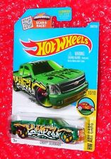 2016  Hot Wheels HW Art Cars Chevy Silverado #200  DHR93-D9B0K