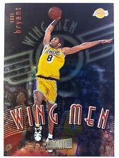 1998-99 Topps Stadium Club Wing Men Kobe Bryant #W1, Los Angeles Lakers