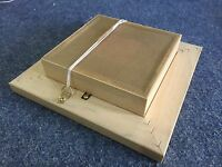 3D Deep Box Picture Frame Display  Box For Medals Memorabilia Flowers Baby Casts