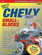 How to Build Max-Performance Chevy Small Blocks on a Budjet! by David Vizard...