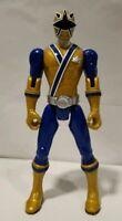 "Power Rangers Samurai Gold Ranger Bandai 4.5"" Figure"