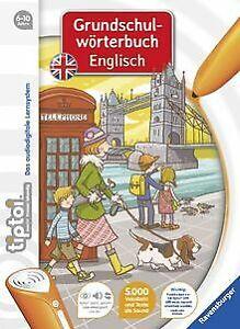 tiptoi® Lernen: tiptoi® Grundschulwörterbuch Englisch vo...   Buch   Zustand gut