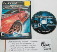 USED Need for Speed: Underground Sony PS2 (NTSC) -CanadianSeller-