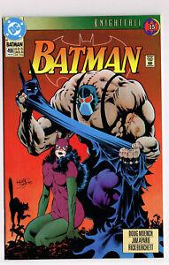 BATMAN #498 DC COMICS 1993 NM KNIGHTFALL #15 MOENCH APARO DARK KNIGHT