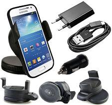 SAMSUNG GALAXY S3 MINI VE i8200 Kit Caricabatterie Casa Auto + Supporto auto