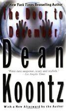 The Door to December - Dean Koontz Paperback GC Suspense, horror & thrillers