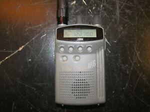 AOR  AR16 Wide Ranger Pocket Receiver Scanner   E501