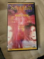 "hide(X-JAPAN)+TUSK(ZI:KILL) ""Seth et Holth"" Jrock VHS"