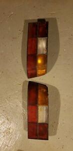 Original Porsche 944 Tail Light Lens Left and Right