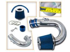 BCP BLUE 00-05 Celica GT 1.8L Short Ram Air Intake Induction Kit + Filter