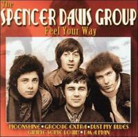 THE SPENCER DAVIS GROUP - FEEL YOUR WAY NEW CD