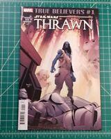 Thrawn #1 (2018) Marvel Star Wars True Believers Reprint Comic Book Mandalorian
