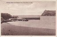 Bradda Head & Raglan Pier, PORT ERIN, Isle Of Man