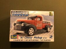Revell 1:25 '41 Chevy Pickup 2 'n 1 Scale 1:25 Skill 2