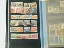 More details for 25 photos of 480 + polish poland postage stamps collection album #blk1