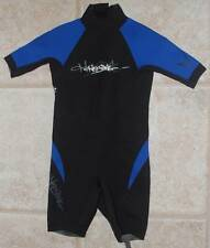 HO Sports 4-way stretch All-Sport Spring Shorty Wet Suit Youth Junior 12 _ New