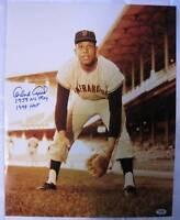 "ORLANDO CEPEDA Autograph ""ROY"" & ""HOF"" Signed Giants 16x20 Photo PSA Witness COA"