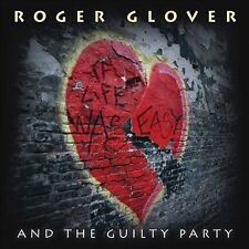 If Life Was Easy * by Roger Glover & the Guilty Party (CD)  DEEP PURPLE