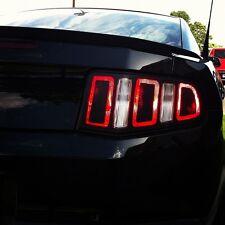 10-12 Mustang [10FM_13TL] 2013 Style Tail Light Vinyl Conversion 2010/2011/2012