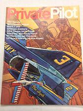 Private Pilot Magazine 1971 Cessna Cardinal Beech T-34A February 1971 122016R