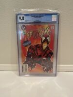 The Amazing Spider-Man #410 Web of Carnage Part 2 CGC 9.8