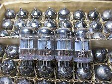 4 Pcs 6N1P/ECC88/6DJ8 Nouveau soviétique VOSKHOD double triode même date tubes NOS